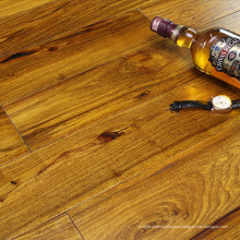 Внутренняя прочность: Твердая деревянная настилка Bubinga
