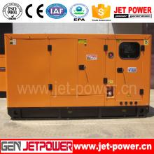 Generador de poder diesel eléctrico silencioso 10kVA generador de diesel 7kw Yanmar