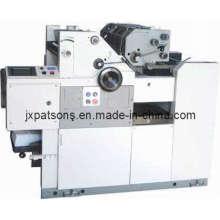 Máquina de impresión offset de papel continua