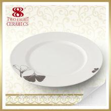 Placas de cerámica al por mayor de Portugal, sistema de placa de cena