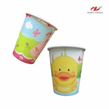 High-grade Non-toxic Paper Cups With PE Coated