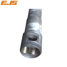 high quality nitrided 40KK conical twin barrel
