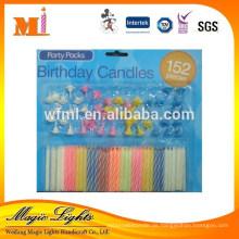 Modische & schöne Design Geburtstagstorte Kerze
