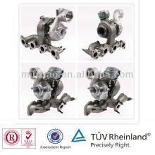 Turbo GT1749V 756062-5003 03G253019H Para Motor Skoda