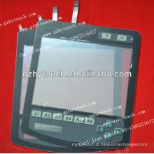 Ecrã táctil JC6 com painel de superfície