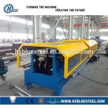 Hydraulische Stahlkonstruktion C & Z Purlin Roll Umformmaschine / C Lipped Channel Purlin Roll Umformmaschine
