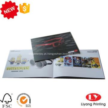 Catálogo de Produtos de boa qualidade Impressão de brochuras