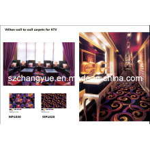 Wilton Broad Loom PP Material KTV Carpets