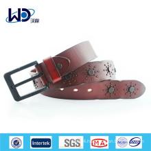 2014 Custom design leather belts for women