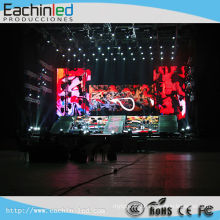 indoor led display gravity die casting backdrop stage led screen