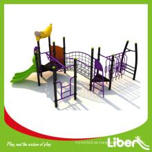 Heißer Verkauf China-Lieferanten-im Freiendschungel-Gyme-kletternde Rahmen, im Freienkind-Spiel-Strukturen