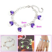 Xuping Fashion Jewelry with Gemstone Bracelet