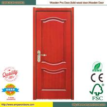 Automático de la puerta del PVC del MDF del PVC puertas