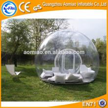 Tenda inflável gigante da bolha para o preço inflável da barraca do aluguer