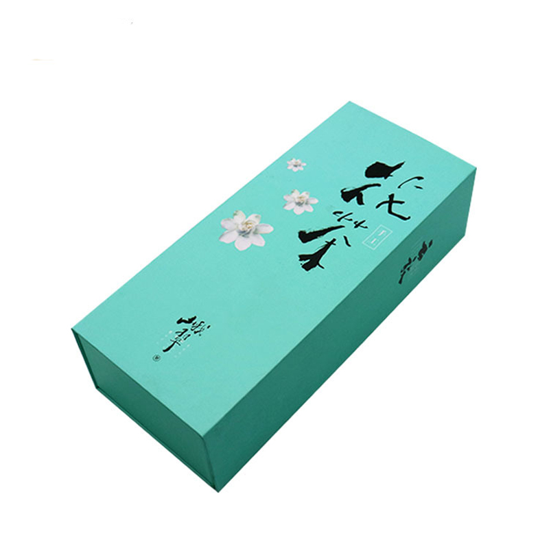 Paper Rigid Bookshape Gift Box