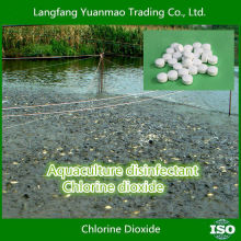 Chlorine Dioxide Tablet for Eco friendly Aquaculture Disinfectant Fungicide Chemicals