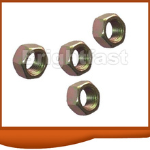 Top for Hex Lock Nuts Machine screw Nuts export to Barbados Importers