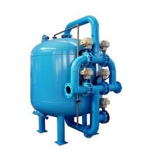 Filtro de agua mecánico de arena para circulación de enfriamiento