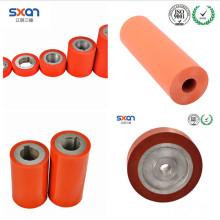 silicone rubber roller rubber wheel