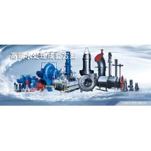 Todas as bombas para tratamento de água