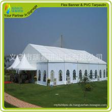 PVC-Plane für Zelt und PVC-LKW-Plane