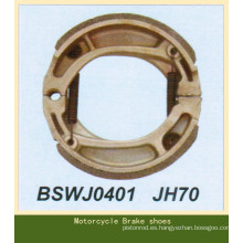 Motor de zapatas de freno para JH70