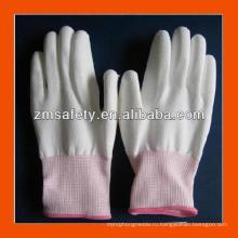 Нейлон PU перчатки 4131