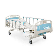 Cheap and Fine 2 Cranks Manual Hospital Adjustable Beds
