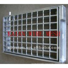 stainless steel floor grid