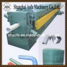 Quadratische Fallrohr-Profiliermaschine (AF-W80)