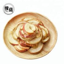 Trockenstil und FD Trocknungsprozess gefriergetrocknete Apfelchips