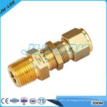 Racores de compresión de tubos de cobre / racores de tubería de cobre / accesorios de cobre