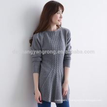 wholesale fashion instocck 12gg knited sweaters women