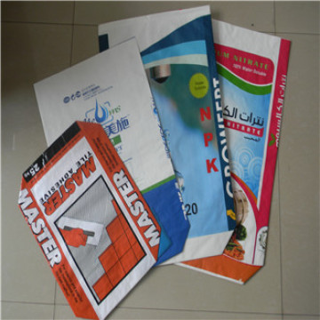 BOPP sac stratifié pour l'emballage de riz au sucre de maïs