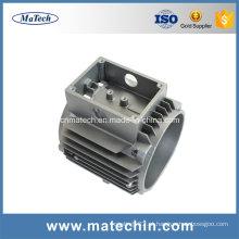 Usinagem de alumínio usinada CNC de alta precisão para peças de motocicleta