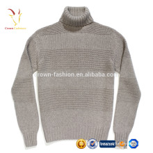 Men's Pure Wool Sweater,Wool high neck Sweater For Men