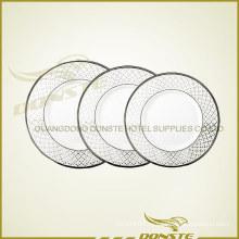Набор окрашенных керамических платиновых пластин