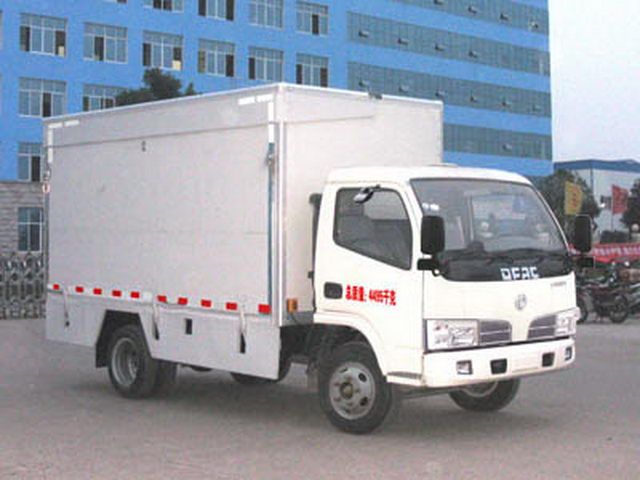 Dongfeng Ruiling Mobile Stage Truck