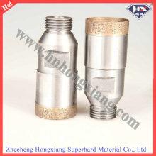 Thread Diamond Core Drill Bit for Glass and Ceramic Tile