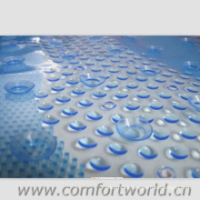 ANTI-SLIP PVC WATERPROOF BATH MAT