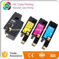 Cartucho de tóner compatible con DELL E525W de venta caliente 593-Bbjx / 593-Bbju / 593-Bbjv / 593-Bbjw