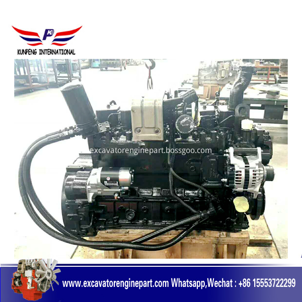 Cummins Marine Diesel Engine B5 9 C Cummins Engine C150