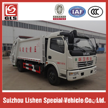 Dongfeng waste compactor trucks 5M3