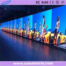 P2.5 Pantalla de LED a pantalla completa para interiores Publicidad en video
