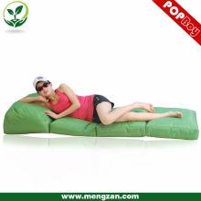 Ensemble canapé extérieur en polyester imperméable à l'eau