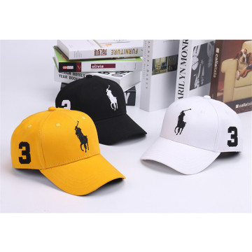100 % Polyester Baseball-Cap, spezielle Ottoman Stoffmütze Großhandel