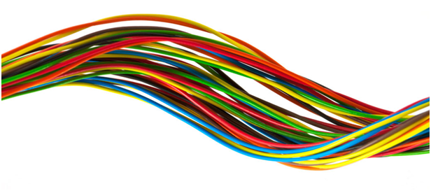 electrical flexible round wires