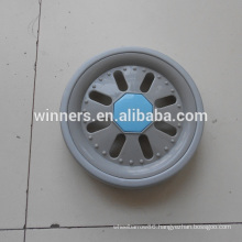 small plastic wheels for toy cart 133-135mm