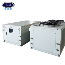 20HP  split water industrial chiller system