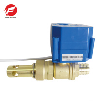 The most durablemotorized 12v electric electric water valve flow control